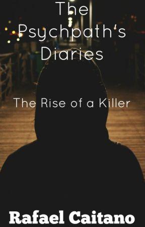 The Psychopath's Diaries by Rafael_Caitano