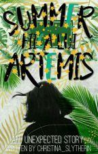Summer, fiica lui Artemis I by Christina_Slytherin