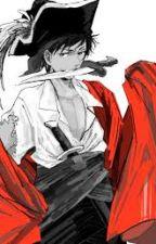 Pirate Spain X Reader~ Crimson Blood by Killer_Crim