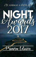 Night Awards 2017 [CERRADO] by NightAwards