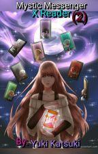 Mystic Messenger X Reader (2) by YukiKatsuki