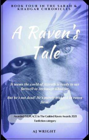 A Raven's Tale - Book 3.5 by NightElflady