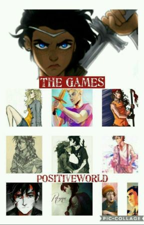 The Games | PJO / HoO Fanfiction by PositiveWorld