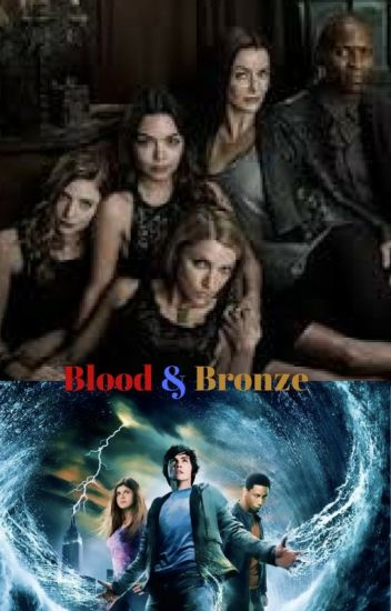 Blood & Bronze // A Percy Jackson and The Vampire Diaries