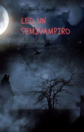 Leo,  el semi vampiro by FelipeVarasMerino