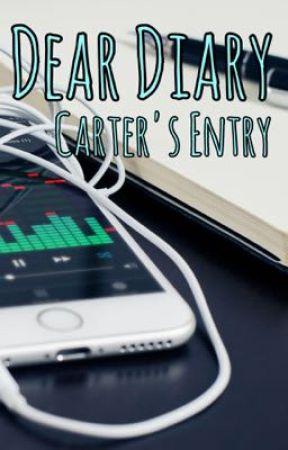 Dear Diary: Carter's Entry by Luna_Star22