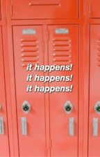 It happens → Clay Jensen  by sunkcssed