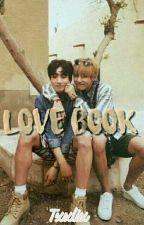 love book 🌈 kookv/vkook by Txxlix