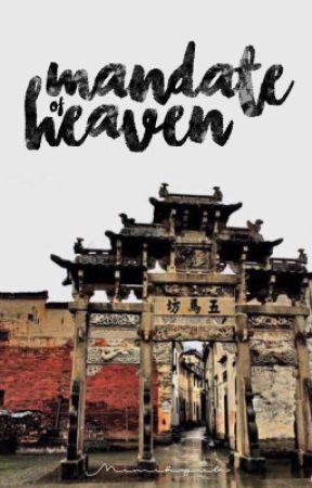 Mandate of Heaven | wjh  by mimihyun