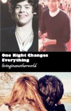 One Night Changes Everything by livinginanotherworld
