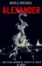 ALEXANDER © {TERMINADA} #PGP2017 by marlamiranda17