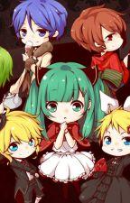 Random Vocaloid Headcanons by AnimalObssesion