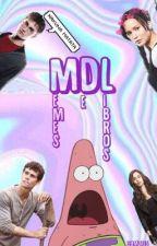 Memes de libros by BMD715