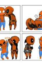 Recovery: Spideypool fanfic by Baconlover46