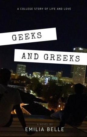 geeks and greeks by EmiliaBelle