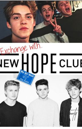 Exchange with New Hope Club by swiftlynewhope