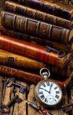 Aquellos y estos libros ~~~ by JoeyLu17
