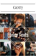 ❝funny got7 texts❞ by littleflute