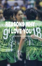 Reasons Why I Love You  by __anonymousfangirl