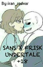 SANS X FRISK +18 (UNDERTALE)  by iran_rodvar