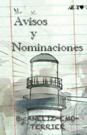 Nominaciones Y Retos. ♥♡ by ANELIZ-EMO-TERRIER