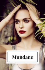 Mundane | Alec Lightwood by MiaRose88