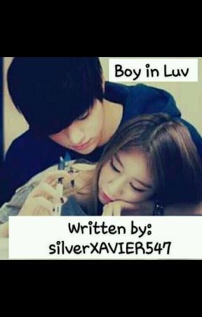 Boy in Luv by silverXAVIER547
