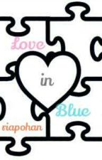 Love In Blue by riapohan