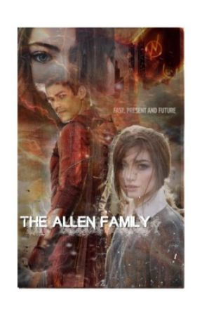 Season 3-The Allen Family  by ColdCurrents