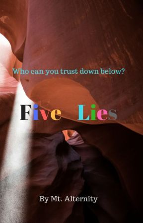 Five Lies by MtAlternity