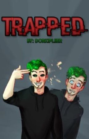 Trapped || A fanfic about Mark, Jack, Anti, and Dark by dorkipliier