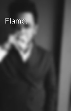 Flame. by cigarettes_andashes