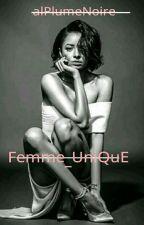 Femme_UniQuE by alPlumeNoire