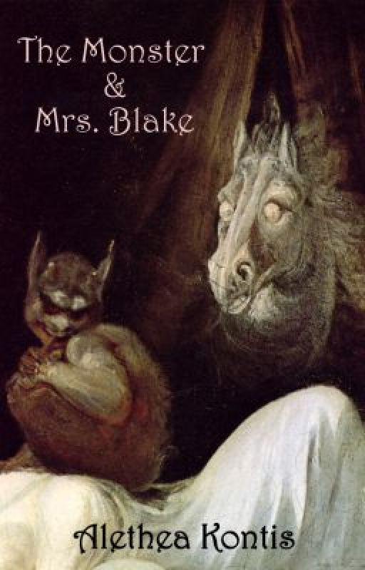 The Monster & Mrs. Blake by AletheaKontis