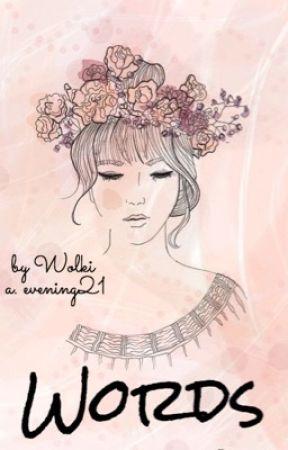 Words  by Wolkenbiene