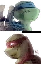 Raphael's Secret(TMNT Yaoi RaphxLeo) by GloriaUniverse