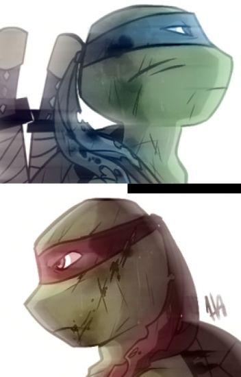 Raphael's Secret(TMNT Yaoi RaphxLeo)