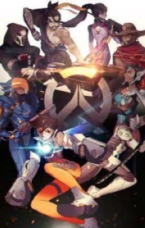 Overwatch x reader inserts book 1 by majestic_australian