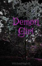 Demon Girl by WickedNightli