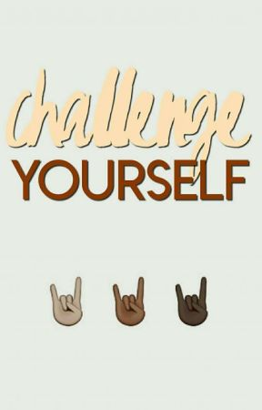 Challenge Yourself  by pocawards
