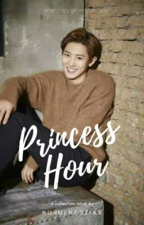 PRINCESS HOUR • CHANYEOL by Hellonhr