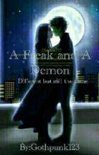 A Freak and A Demon by Gothpunk123