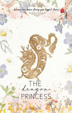 The Dragon Princess  by dahfne22