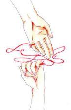»Legati dal filo rosso del destino«    Lorenzo Ostuni by Holly2992