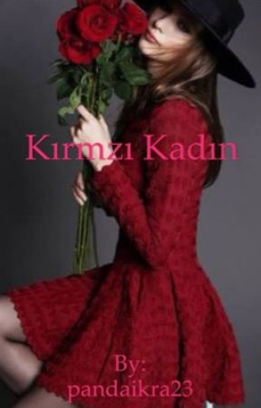 Kırmızı Kadın by pandaikra23