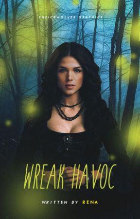Wreak Havoc ♛ Robb Stark by -Snowstorm