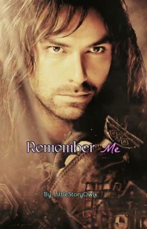 Remember Me ~ Kili Durin by LittleStoryOwlx