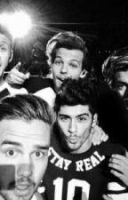 Adoptée par les One Direction  [Terminée] by mimieloz