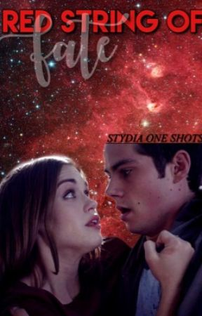 Stydia one-shots • Red string of fate  by stydiaaus