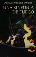 Cataclismo de Cien Sangres: Una Sinfonía de Fuego. by Sallustro